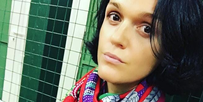 36-летняя певица Слава пожаловалась фанатам на обвисшую грудь