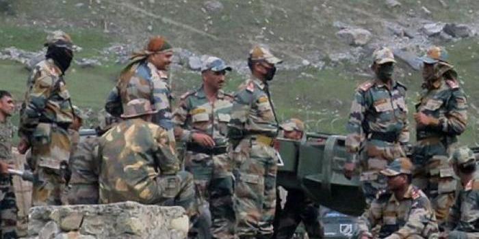 Индия вернула Китаю попавших в плен солдат