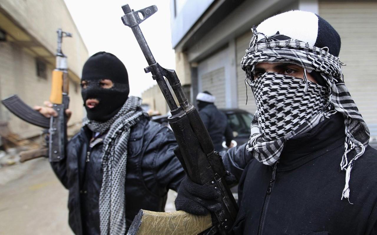Вашингтон признал факт поставок оружия сирийским боевикам