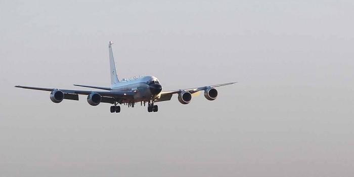 Американский самолет провел разведку вблизи Ленинградской области