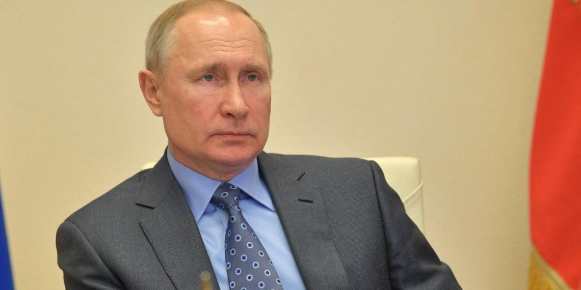 Путин продлил нерабочий режим в России до 30 апреля