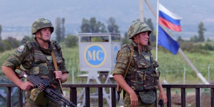 Парламент Молдовы потребовал вывести российских миротворцев из Приднестровья