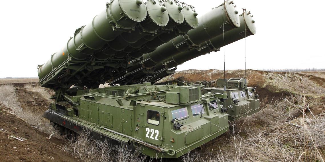 Япония выразила протест в связи с размещением российской  ЗРС С-300 на Курилах