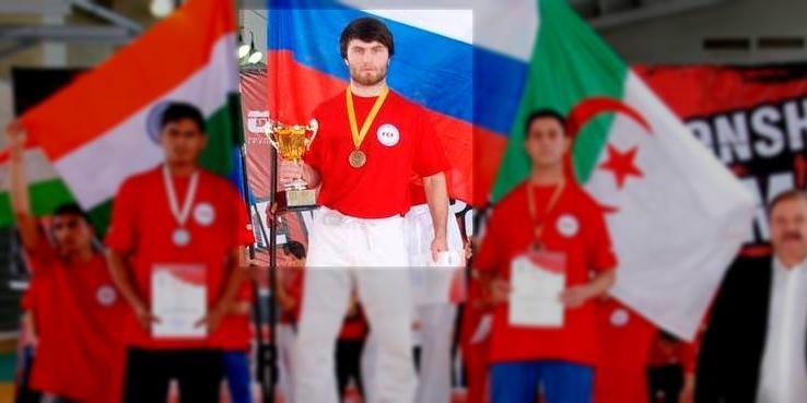 В Дагестане чемпион мира по рукопашному бою застрелил лейтенанта Росгвардии