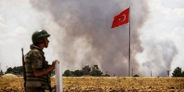 Дамаск объявил о начале вторжения Турции в Сирию