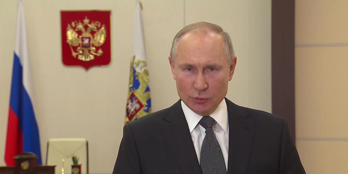 Путин поздравил военнослужащих с Днём Сил специальных операций