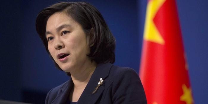 Китай сделал представление США из-за санкций против своих компаний
