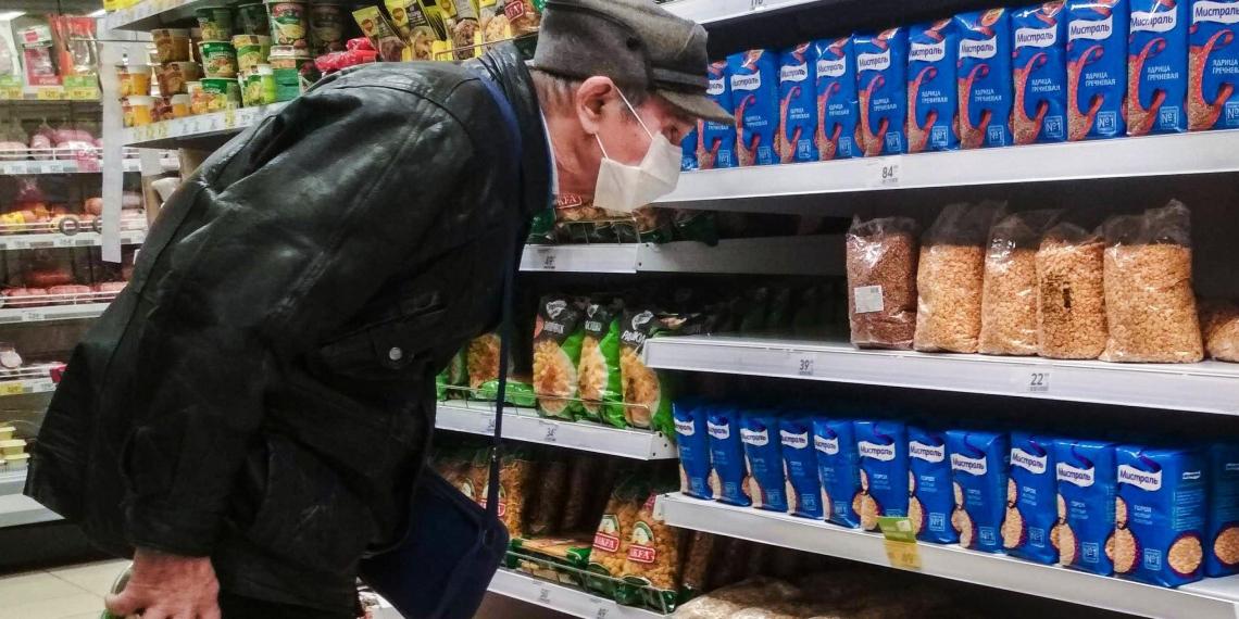 В Госдуме захотели отправлять в тюрьму за фейки о росте цен на продукты