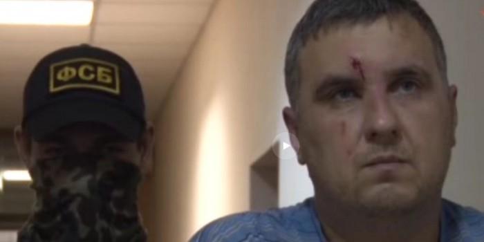 Задержанный украинец признался в подготовке терактов в Крыму