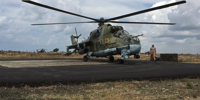 Stratfor заявил об уничтожении боевиками ИГ четырех российских Ми-24
