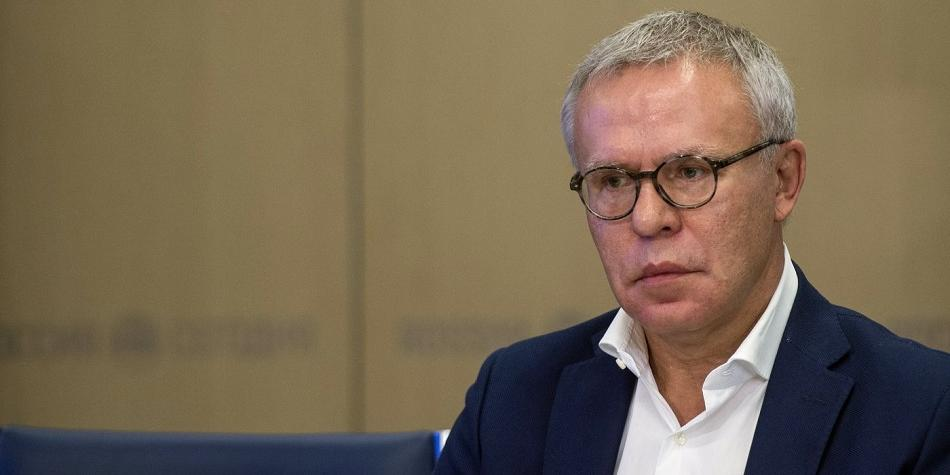 """Фетисов пожаловался на """"блатных детей"""" в российском спорте"""