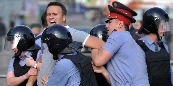 Удальцова: организаторы 6 мая заранее планировали сидячую забастовку и палаточный лагерь