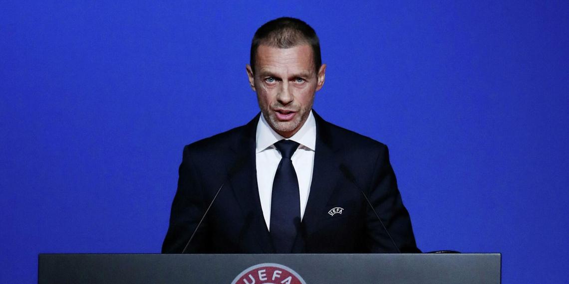УЕФА не допустит игроков клубов Суперлиги к участию в чемпионатах мира и Европы
