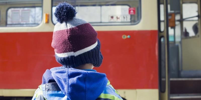 В России запретили выгонять из общественного транспорта детей без билета
