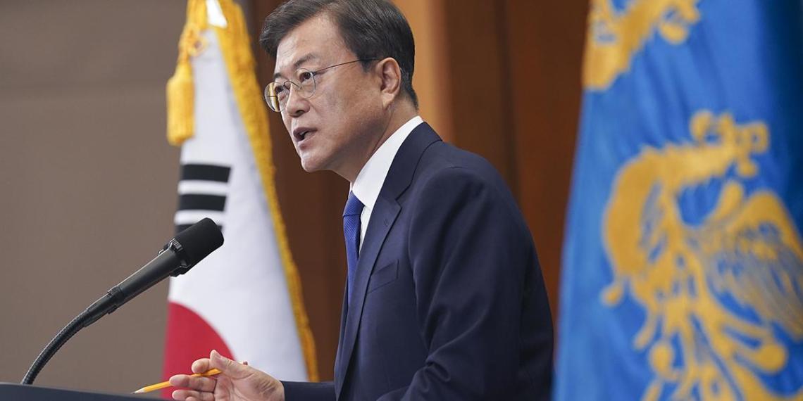 """Президент Южной Кореи будет бойкотировать Олимпиаду из-за обвинений в """"мастурбации"""""""
