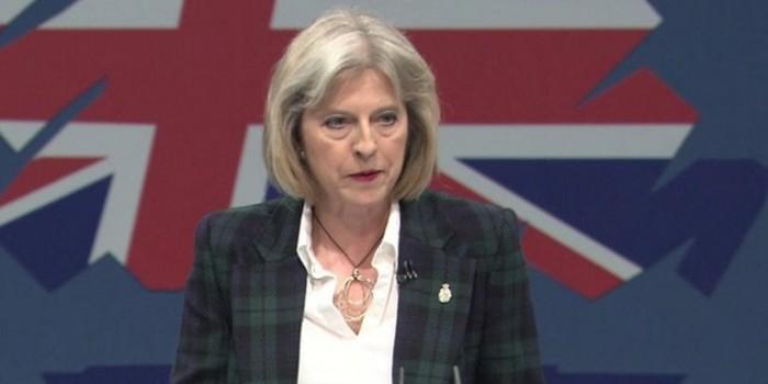 Премьер Британии заявила о необходимости иметь свои ядерные силы