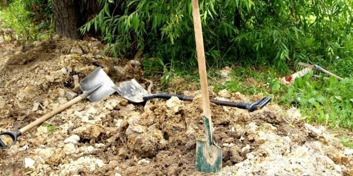 Должников по алиментам и штрафам суд отправил копать могилы