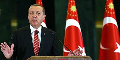 Эрдоган: мы бы поступили иначе, если бы знали, что это самолет русских