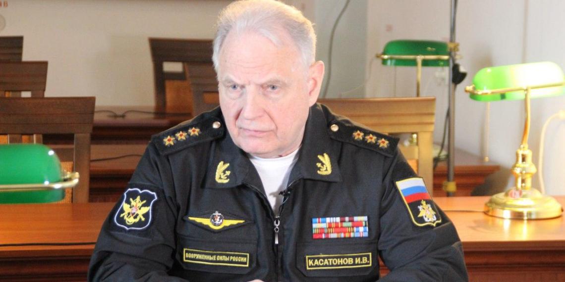 """""""Чудило"""": российский адмирал ответил украинскому коллеге на расследование о """"тайном оружии"""" в Черном море"""