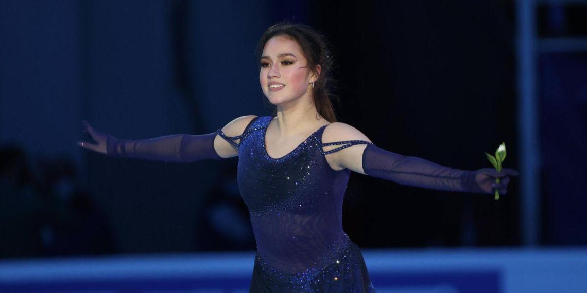 Комментатор Уткин оценил прогресс попы и груди у Алины Загитовой