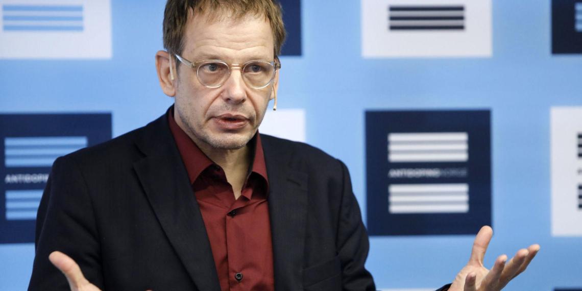 Зеппельт похвалил россиян за признание допинга