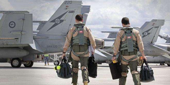 Власти Австралии отменили решение о приостановке авиаударов по Сирии