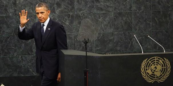 """Обама назвал Россию и Китай """"потенциальными вызовами"""" для США"""