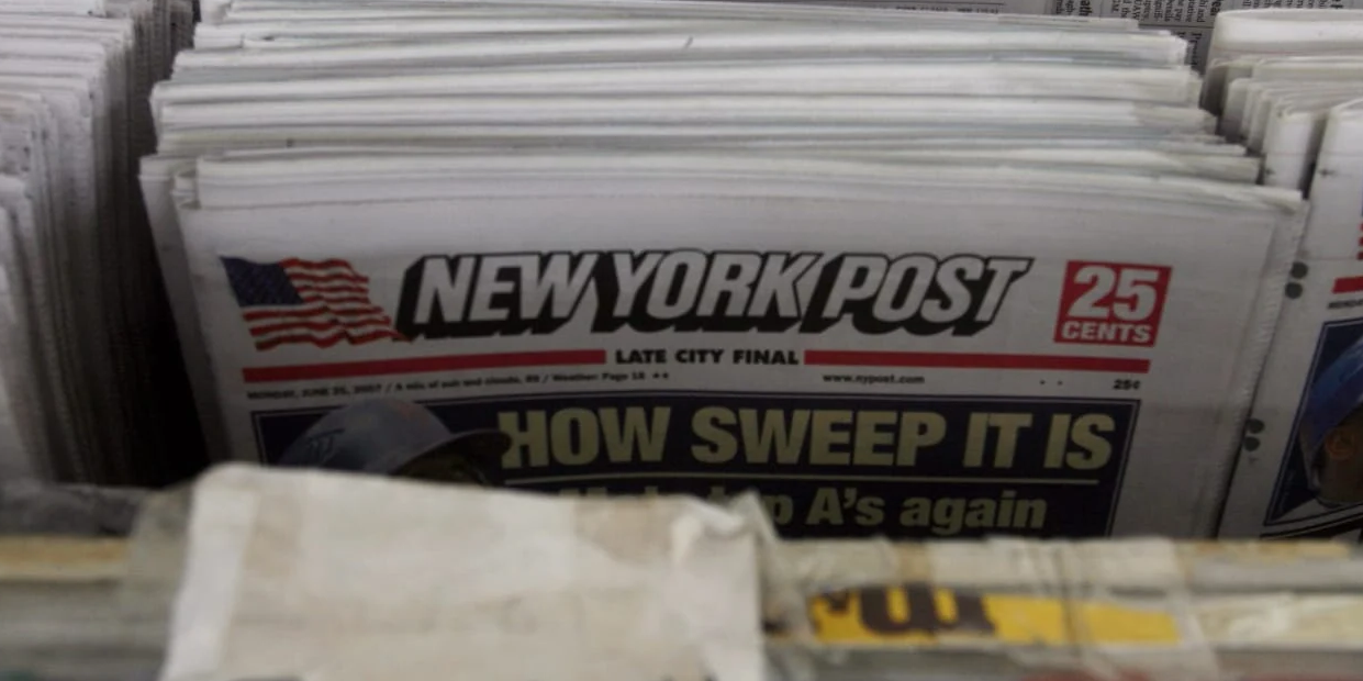 Журналисты New York Post назвали Киев российским городом