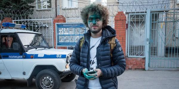 Напавшие на Варламова в Ставрополе отделались штрафом в 500 рублей