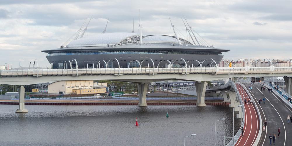 Губернатор Санкт-Петербурга назвал итоговую стоимость стадиона на Крестовском острове