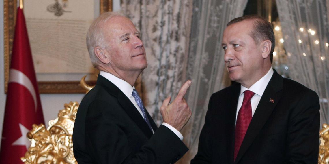 Эрдоган: Байден пишет историю своими кровавыми руками