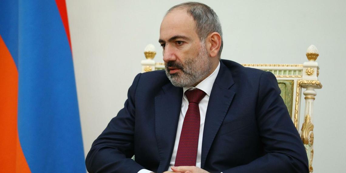 Пашинян заявил о своей отставке с поста премьер-министра Армении