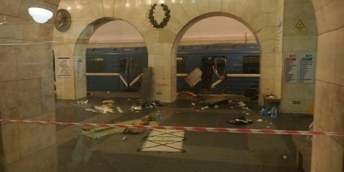 Трамп прокомментировал теракт в метро Санкт-Петербурга
