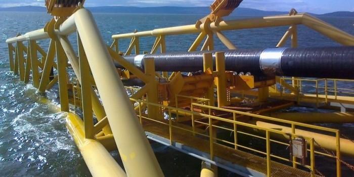 Россия подключила Крым к своей газотранспортной системе