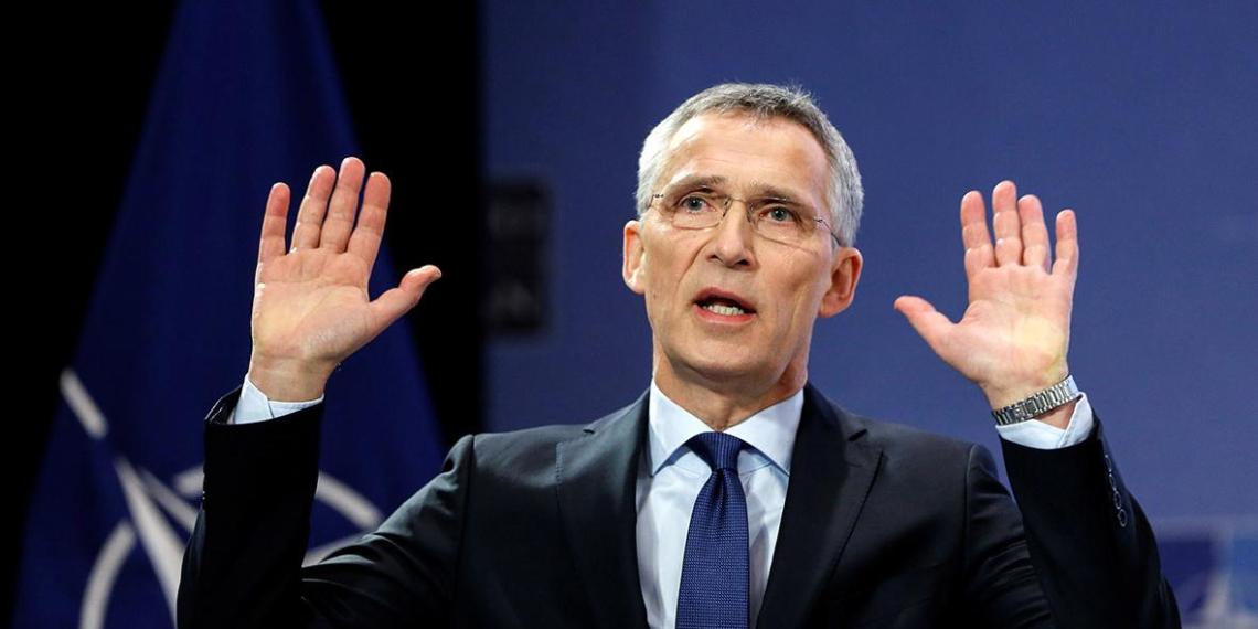 Столтенберг исключил отказ НАТО от ядерного оружия