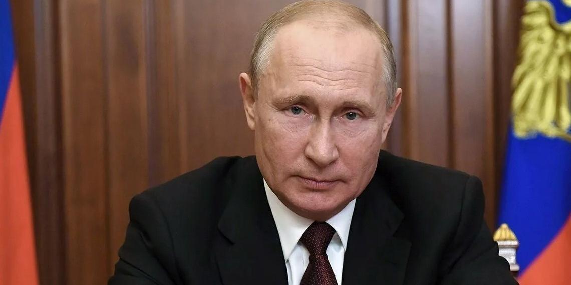 """Путин: """"Таврида"""" снискала известность как один из крупнейших молодежных форумов России"""