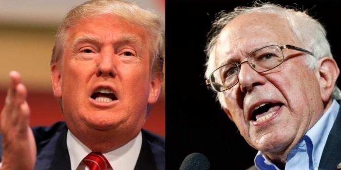 Трамп и Сандерс взяли реванш на праймериз в Нью-Гэмпшире