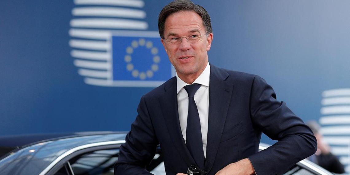 На саммите ЕС лидеры трех стран поссорились с премьером Нидерландов