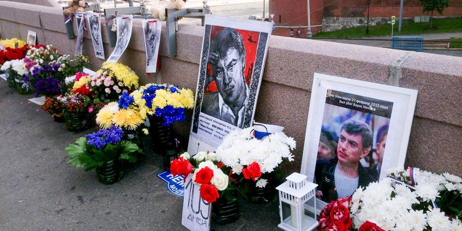 В Праге решили переименовать площадь у посольства РФ в честь Немцова