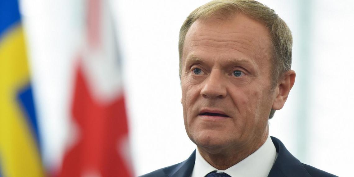 """Туск назвал """"Северный поток — 2"""" непростительным следствием эгоизма Германии"""