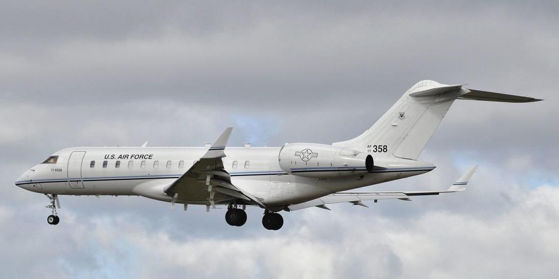 Упавшим в Афганистане лайнером оказался самолет связи ВВС США