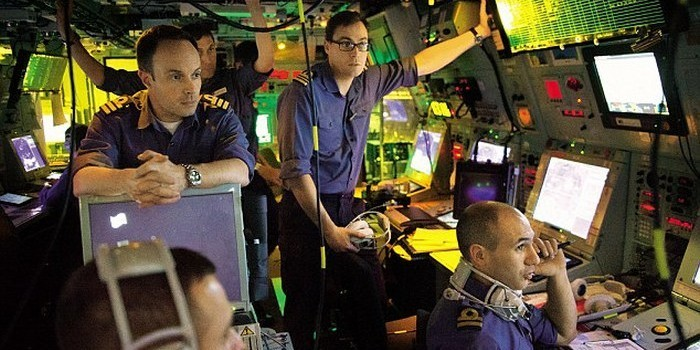 Британские подводники пожаловались премьер-министру, что не могут скачивать порно