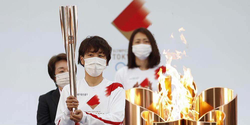 Олимпийский факел в Японии погас во второй раз за два дня