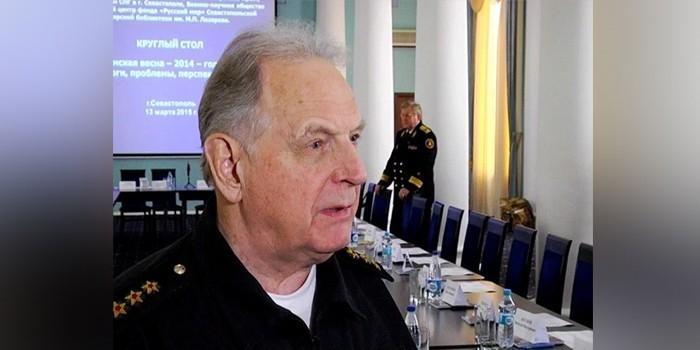 Российский адмирал назвал сроки возвращения Украине кораблей и танков