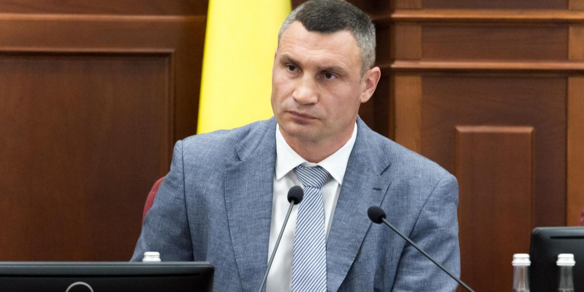 Кличко в третий раз стал мэром Киева