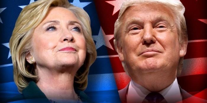CNN опубликовал новые рейтинги Трампа и Клинтон