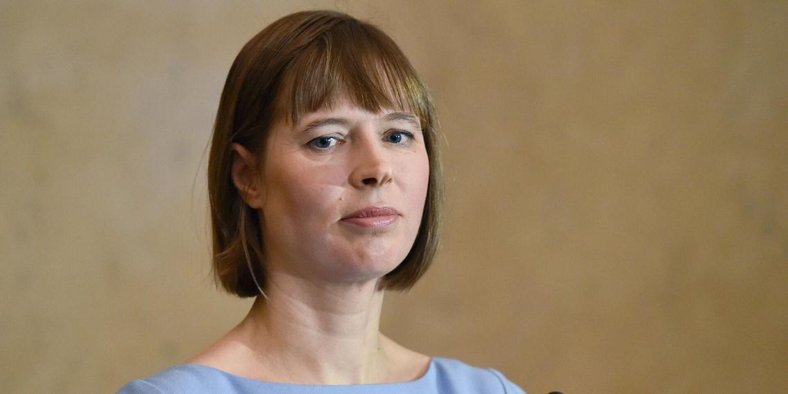 Президент Эстонии запретила министрам критиковать выборы в США