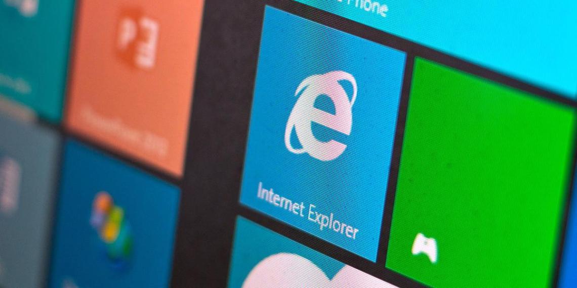 "Microsoft ""похоронит"" Internet Explorer"