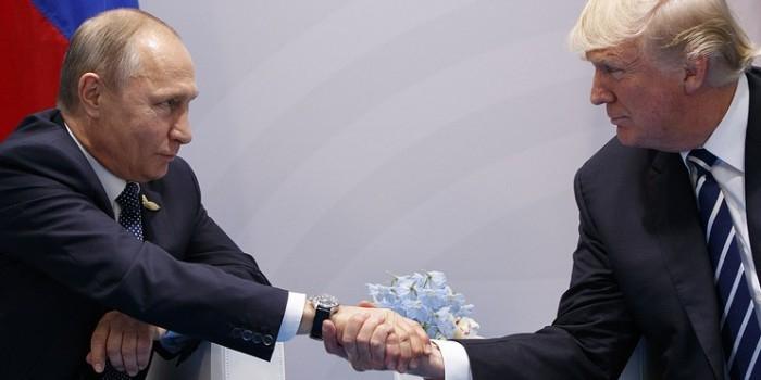 NYT рассказала о споре Путина и Трампа во время переговоров на G20