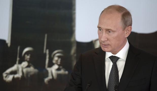 Путин: в некоторых странах Европы вновь популярен нацизм